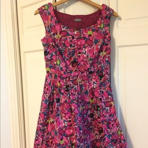Ann Taylor party dress with petticoat